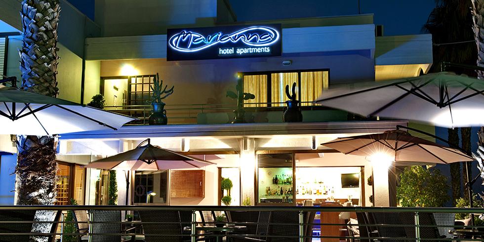 Διαμονή ξενοδοχείο Μαριάννα